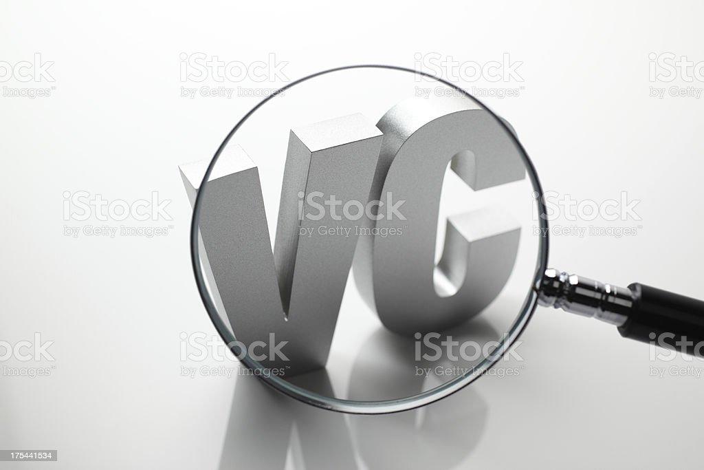 Venture Capital royalty-free stock photo