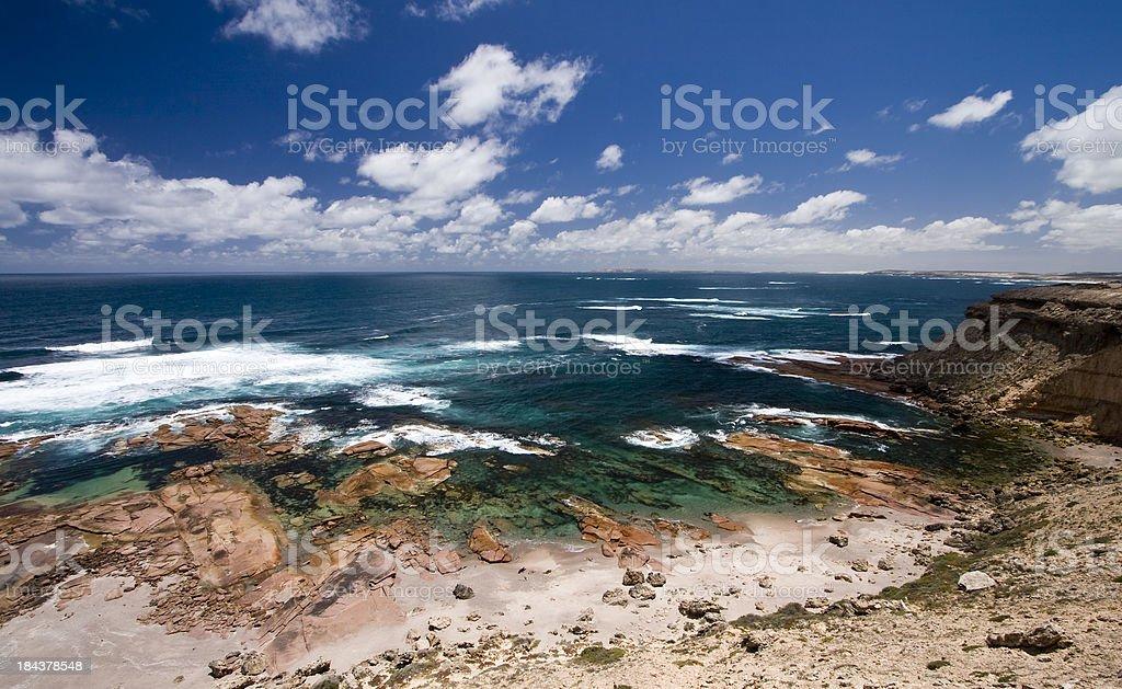 Venus Bay Conservation Park stock photo