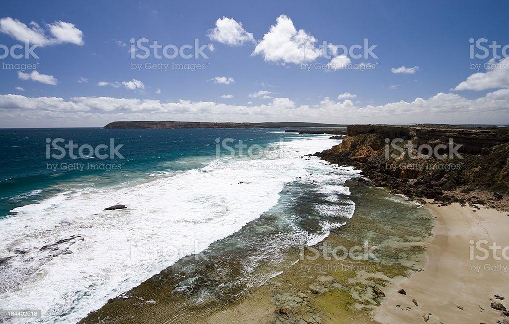 Venus Bay stock photo