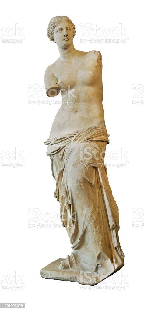 Venus of Milo stock photo