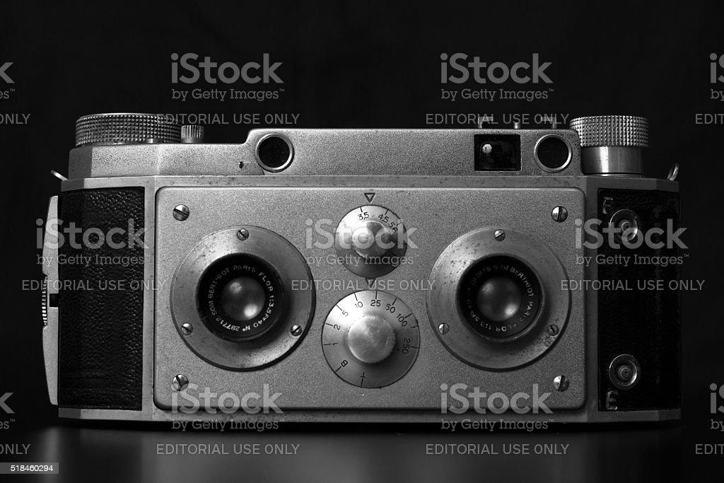 Verascope F40 stock photo