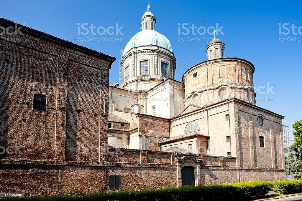 Vercelli, Italy stock photo