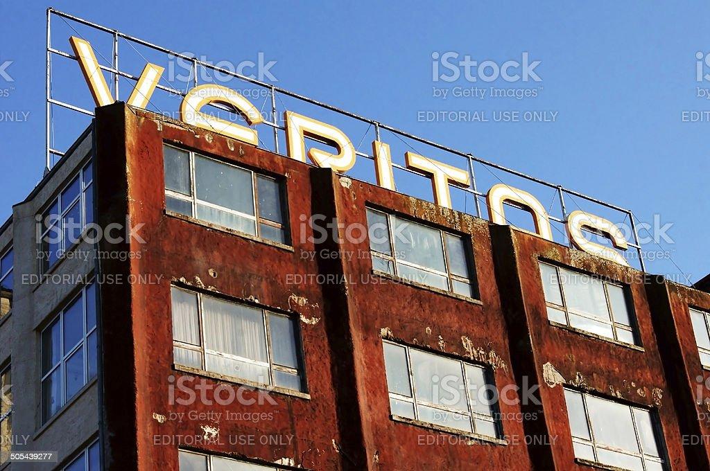 Veritas Industrial building stock photo