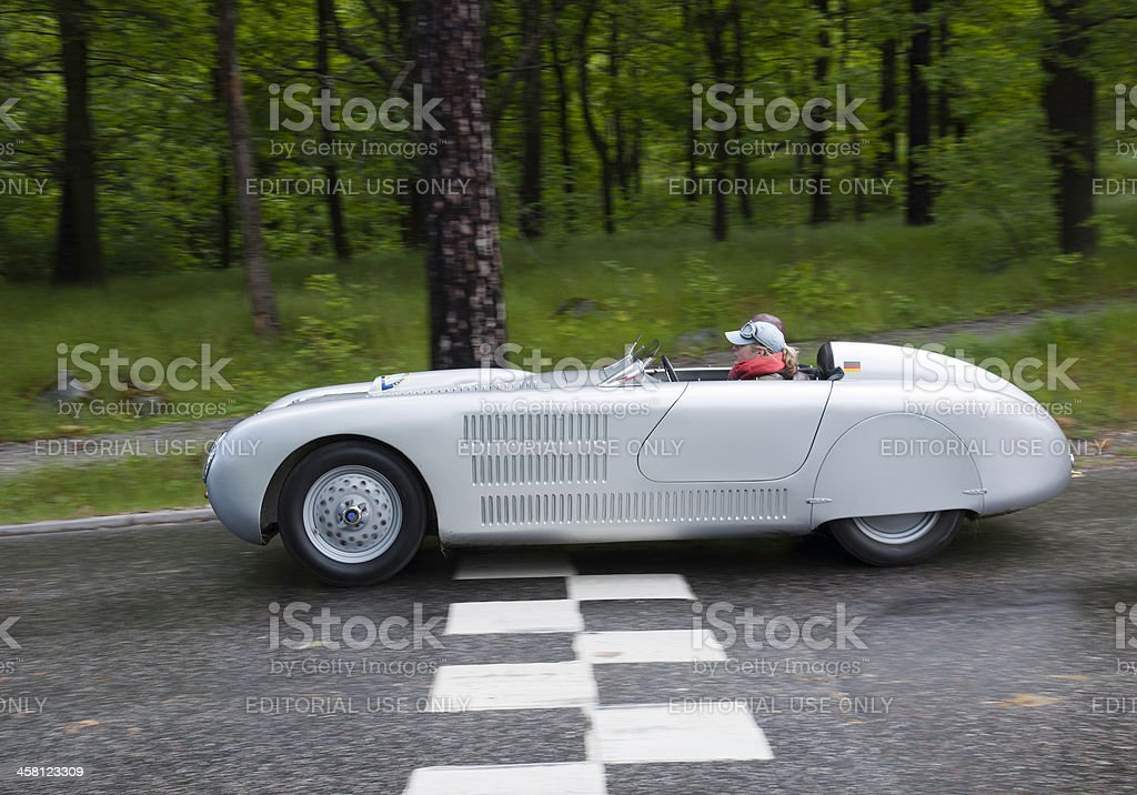 Veritas RS from 1950 royalty-free stock photo