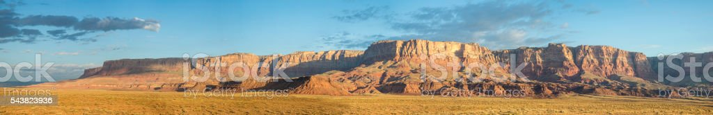 Vermillion Cliffs National Monument stock photo