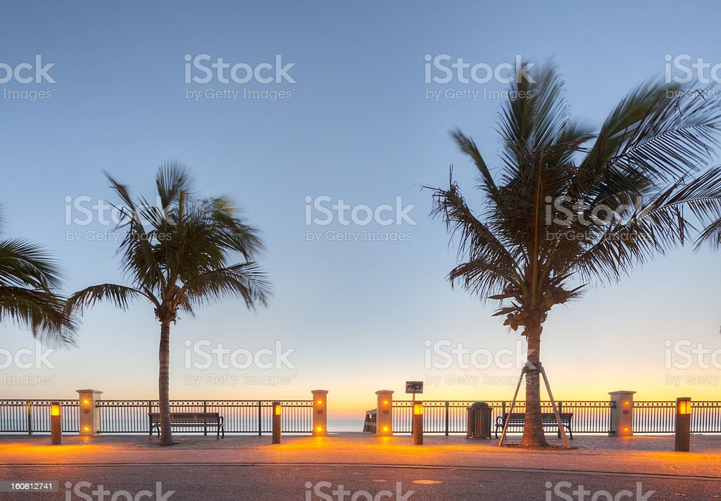 Vero Beach stock photo