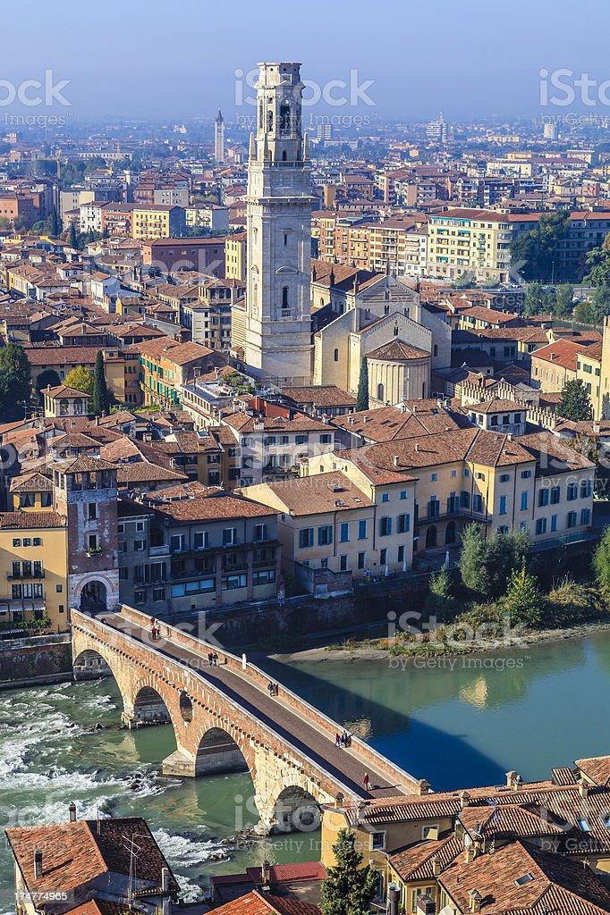 Verona, Italy stock photo