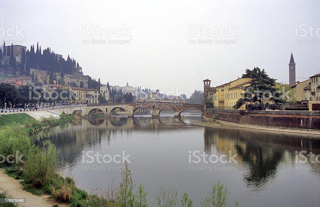 Verona, Italy royalty-free stock photo