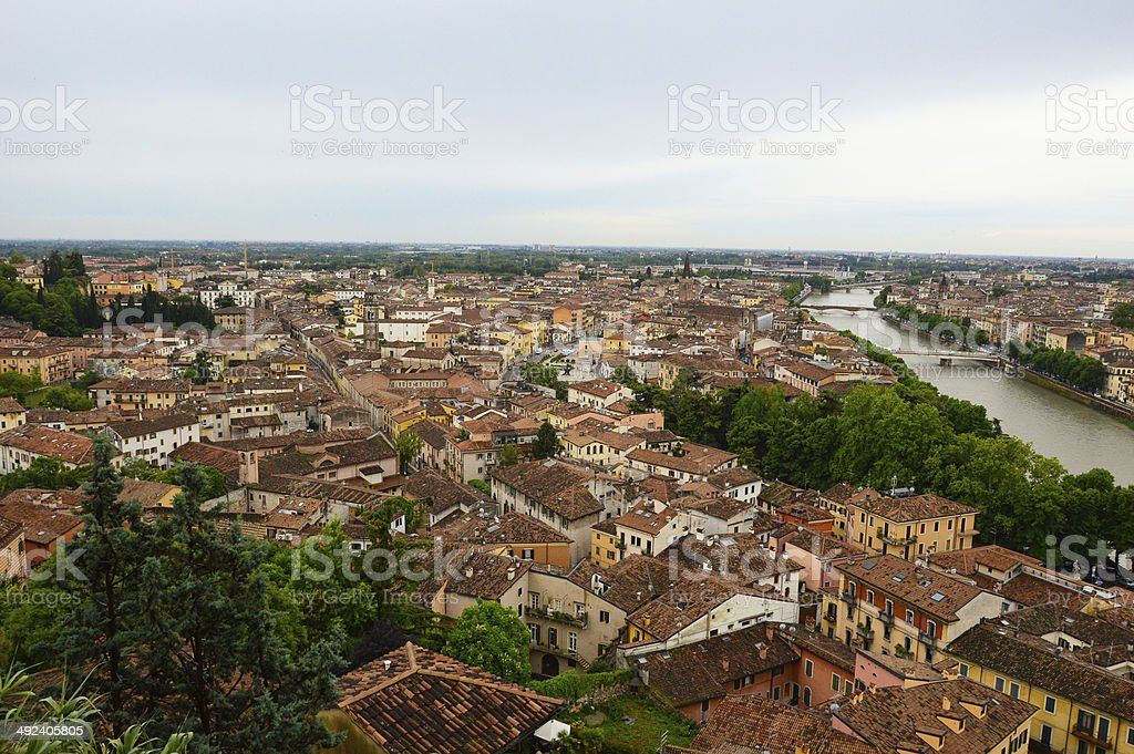 Verona イタリア ロイヤリティフリーストックフォト