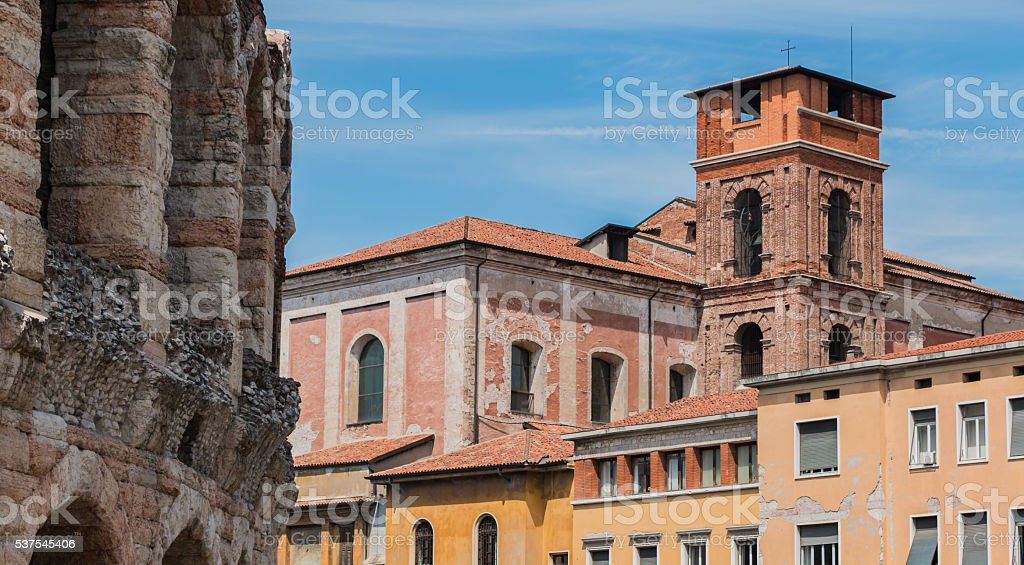 Verona IX stock photo