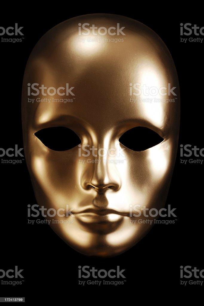 Verona mask. royalty-free stock photo