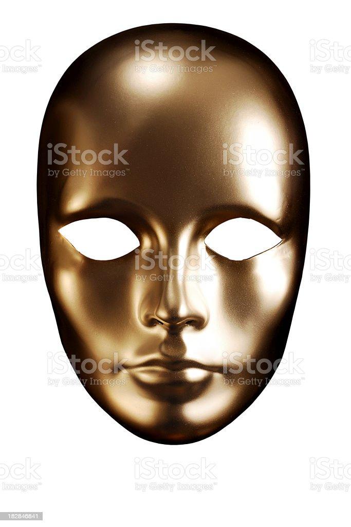 Verona mask royalty-free stock photo