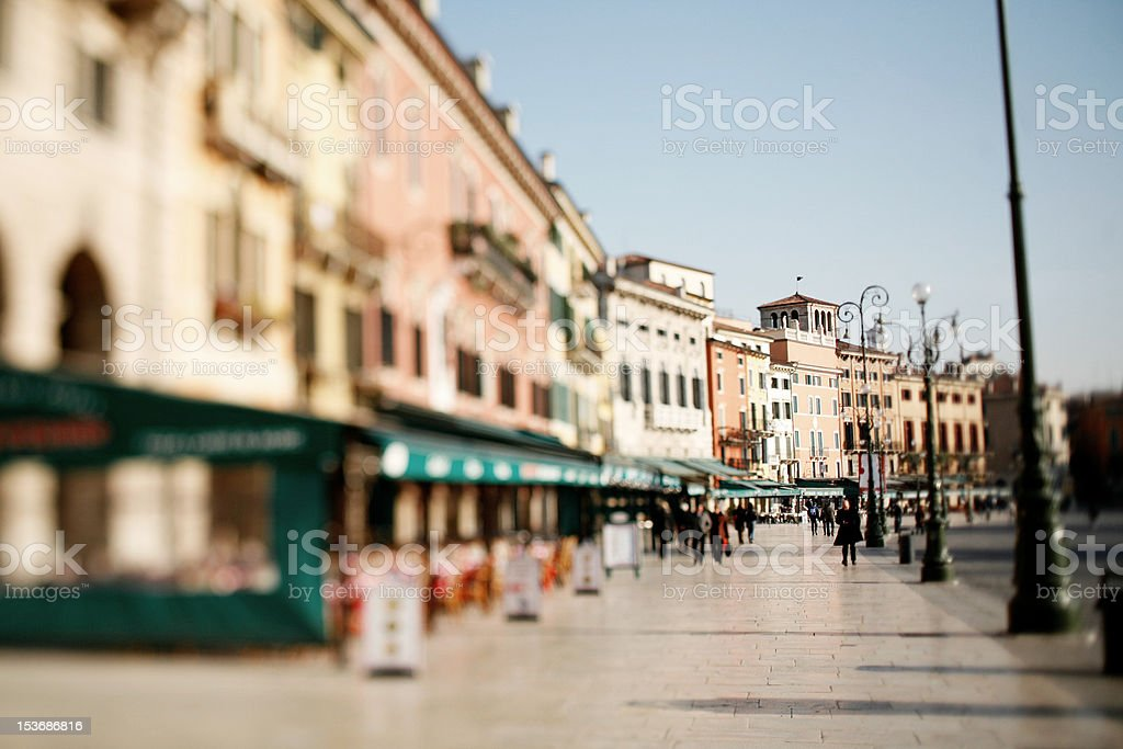 Verona royalty-free stock photo