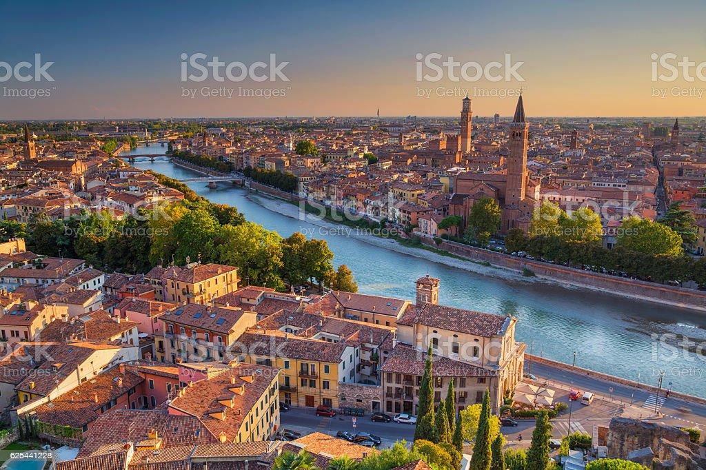 Verona. stock photo