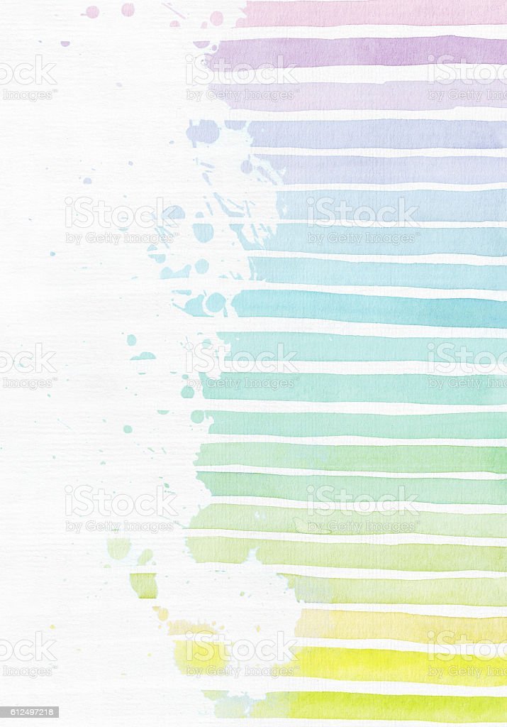 Vertical background with hand drawn stripe gradient texture stock photo
