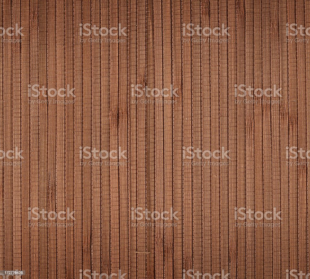 vertical bamboo strips royalty-free stock photo