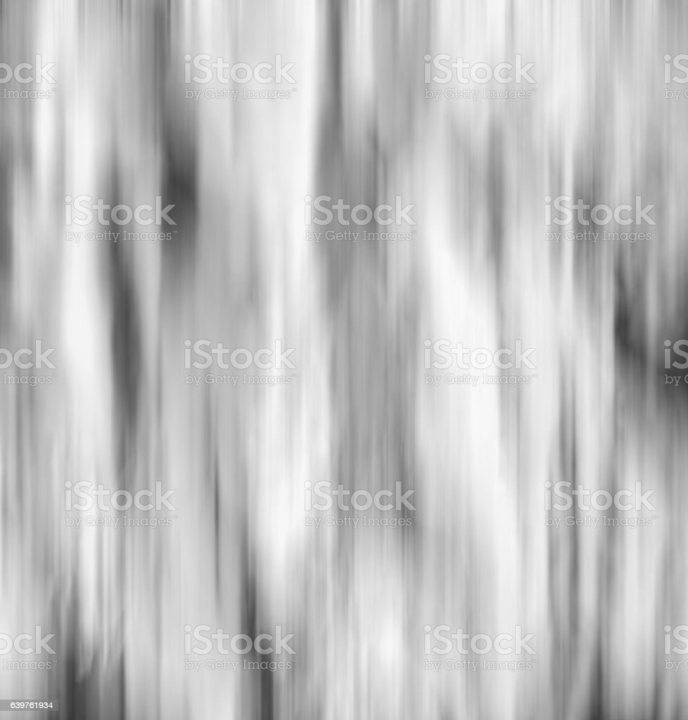 Vertical black and white falling snow in motion abstraction back stock photo