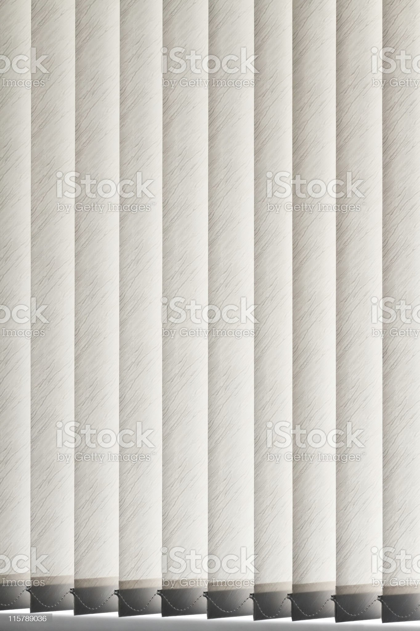 Vertical blinds background royalty-free stock photo