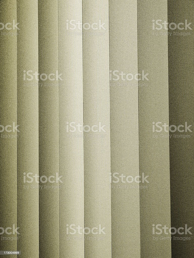 Vertical Blinds royalty-free stock photo