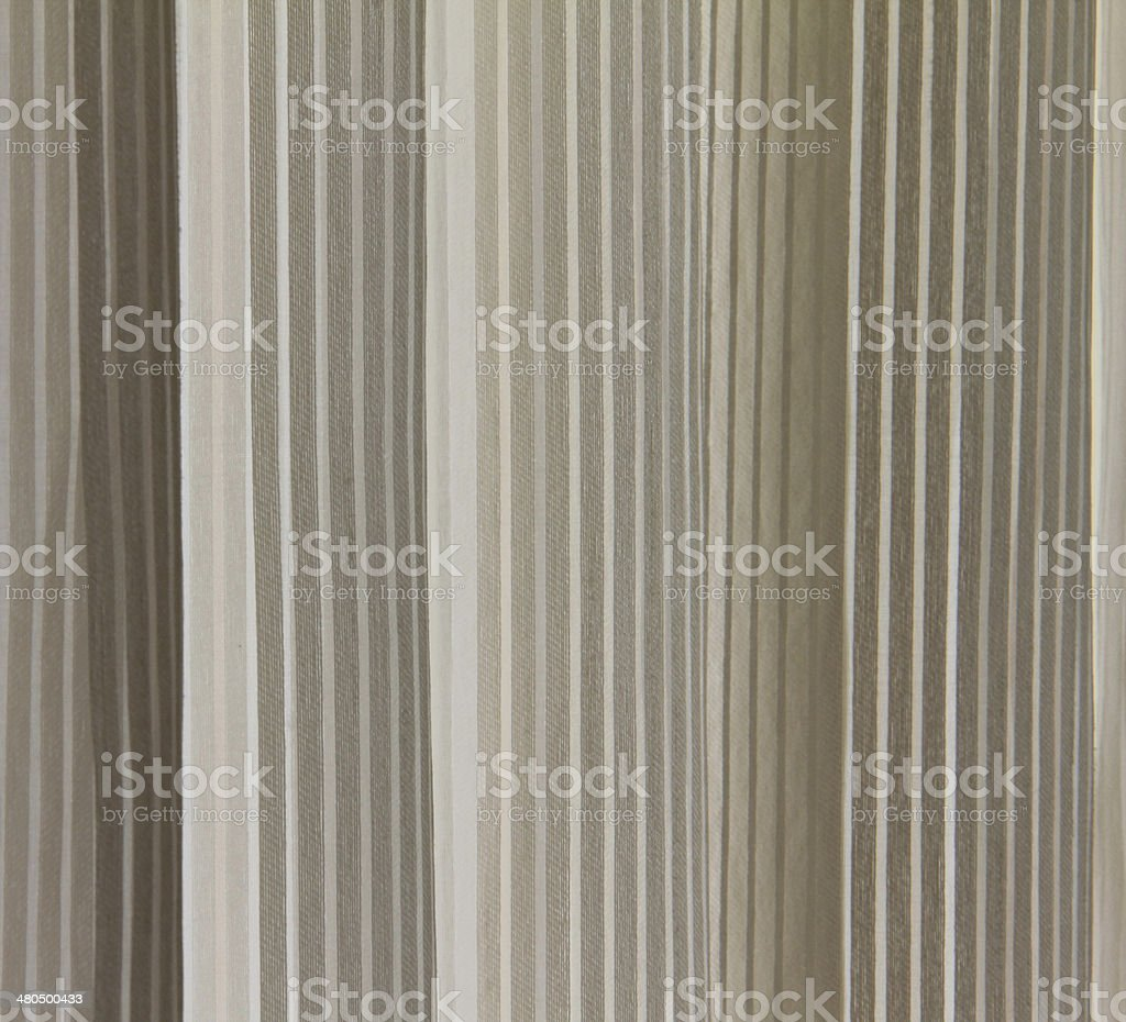 Vertical brown, gray, white  curtain background stock photo