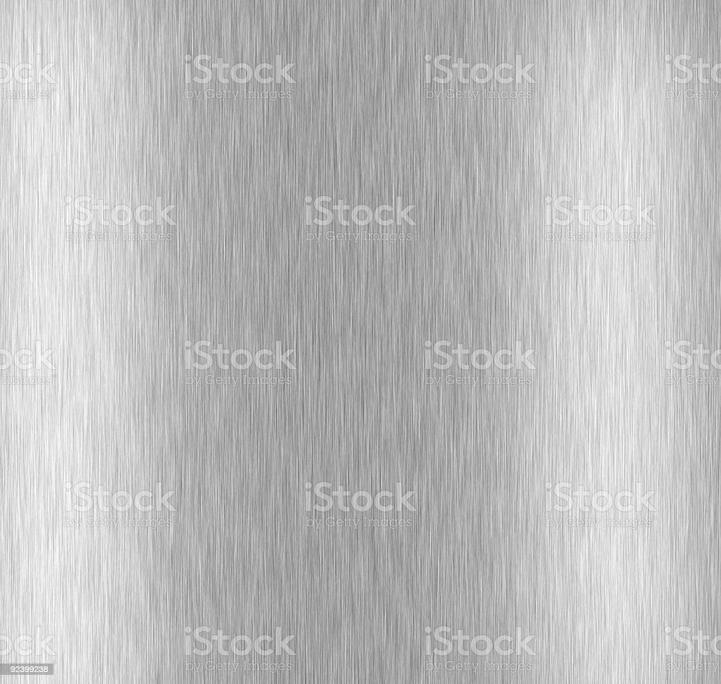vertical brushed metal stock photo