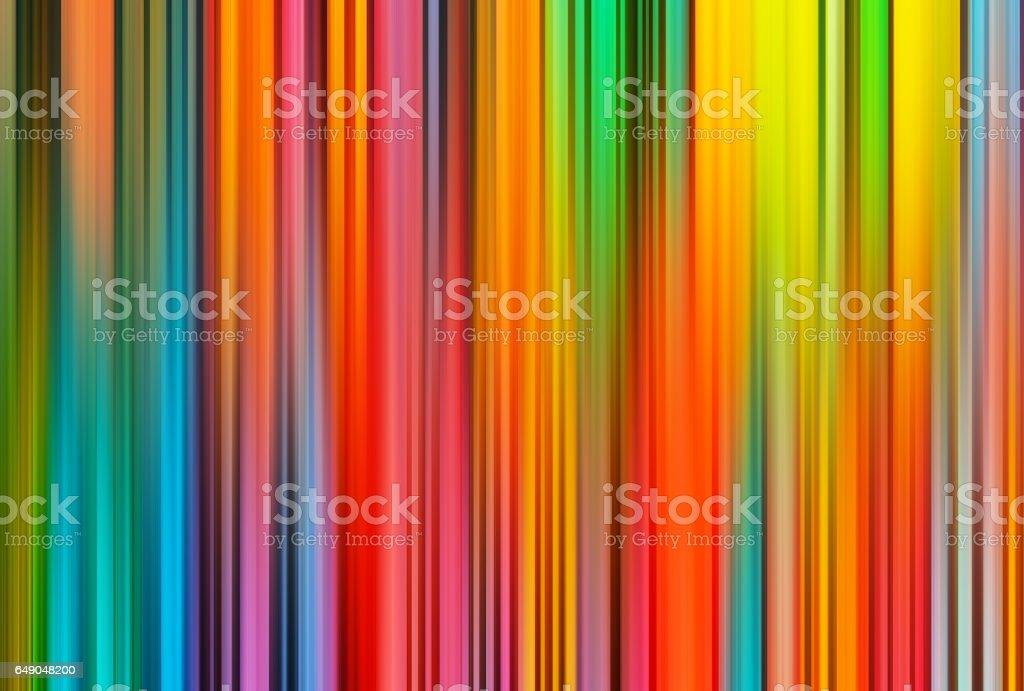 Vertical digital color lines background stock photo