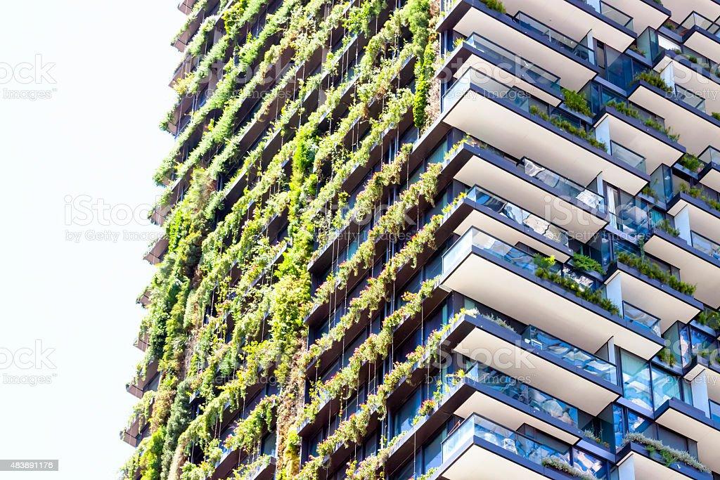 Estructura jardin vertical finest detalle jardn vertical for Estructura jardin vertical