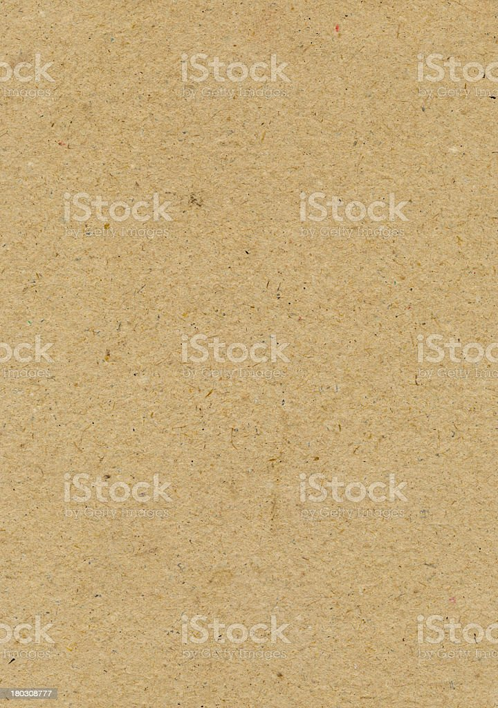 A vertical photo of a cardboard stock photo