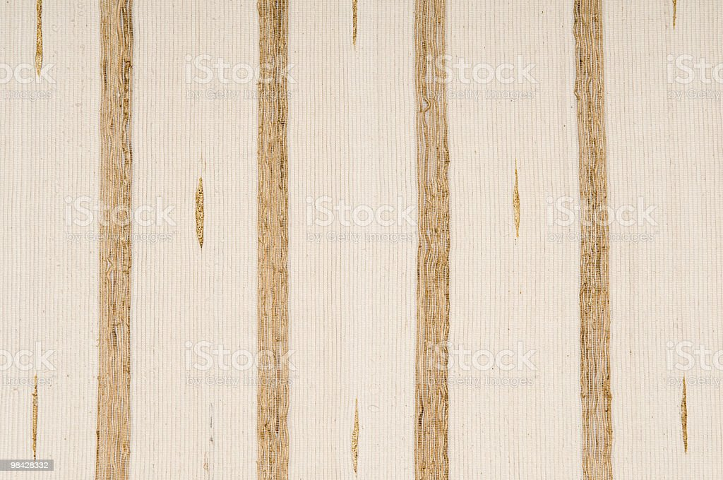 Vertical Stripe Textile Pattern royalty-free stock photo