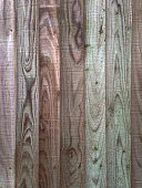 Vertical Wooden Fence Background