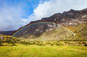 Very beautiful rainbow