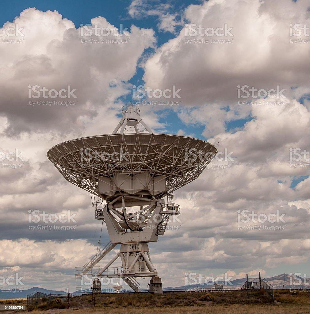 Very Large Array Near Socorro, New Mexico stock photo