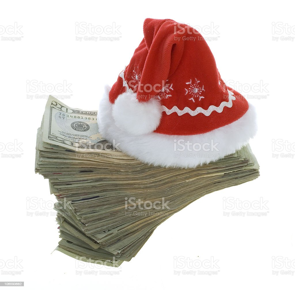 Very Merry Christmas royalty-free stock photo