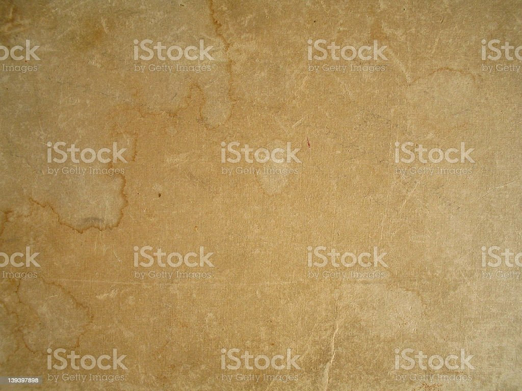 Very old cloth book background stock photo