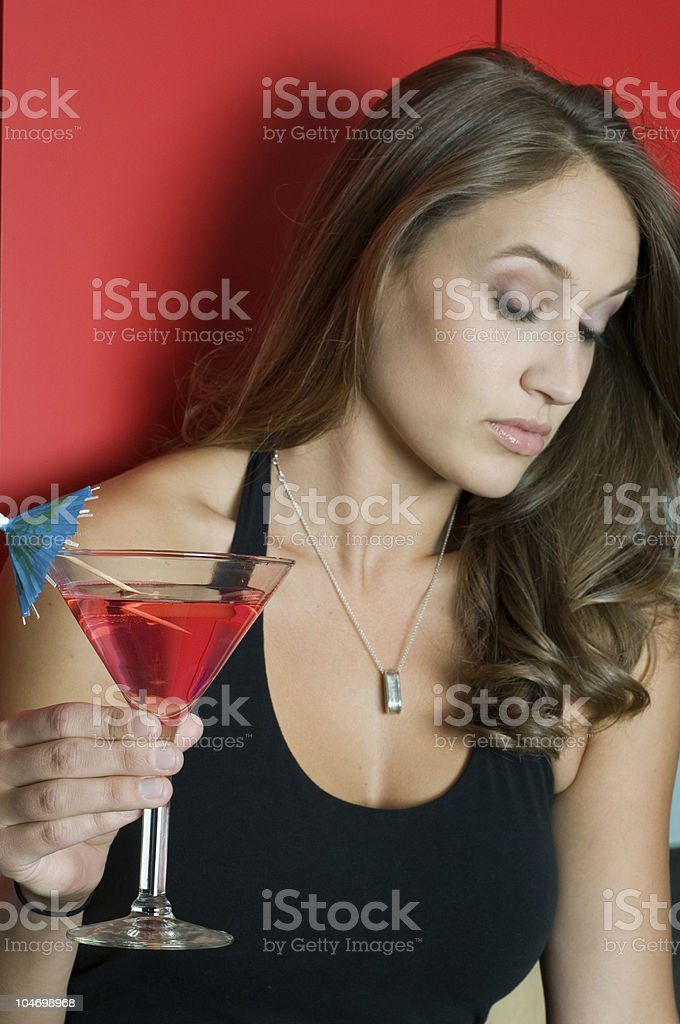 Very Relaxed stock photo