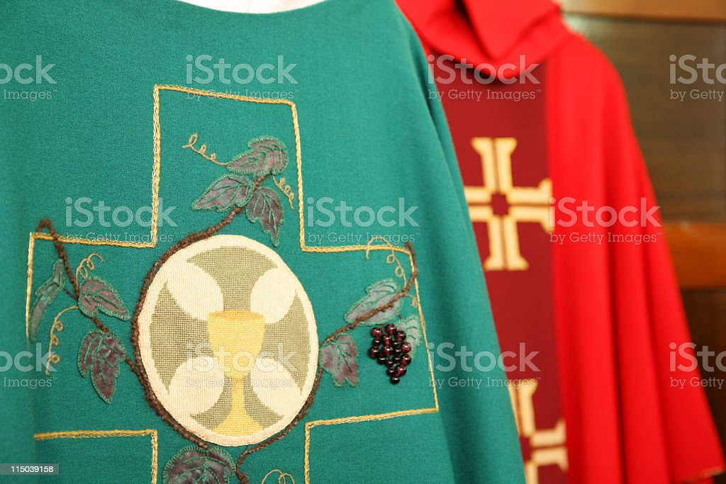 Vestment royalty-free stock photo