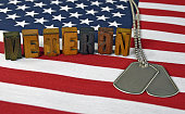 veteran military dog tags