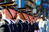 U.S. Veteran's Day Parade, Philadelphia, PA