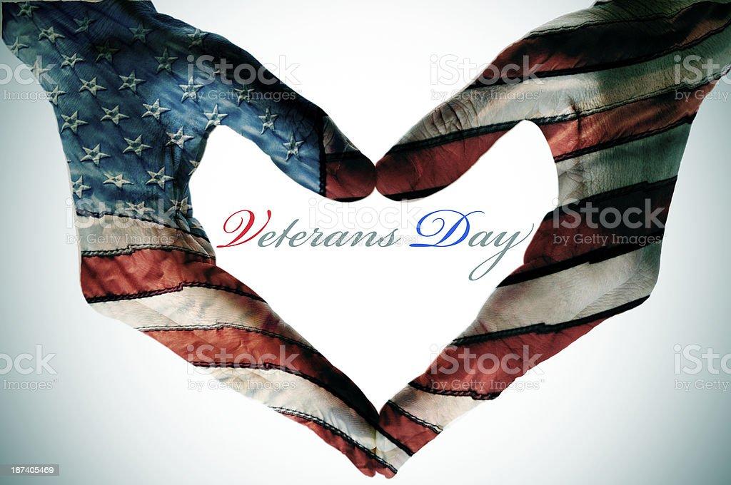 veterans day stock photo