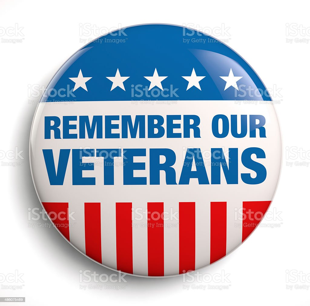 Veterans Day stock photo