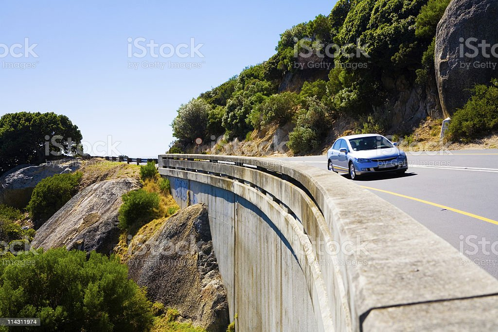 Viaduct royalty-free stock photo