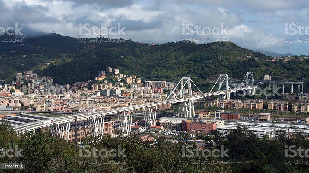 viaduct urban royalty-free stock photo