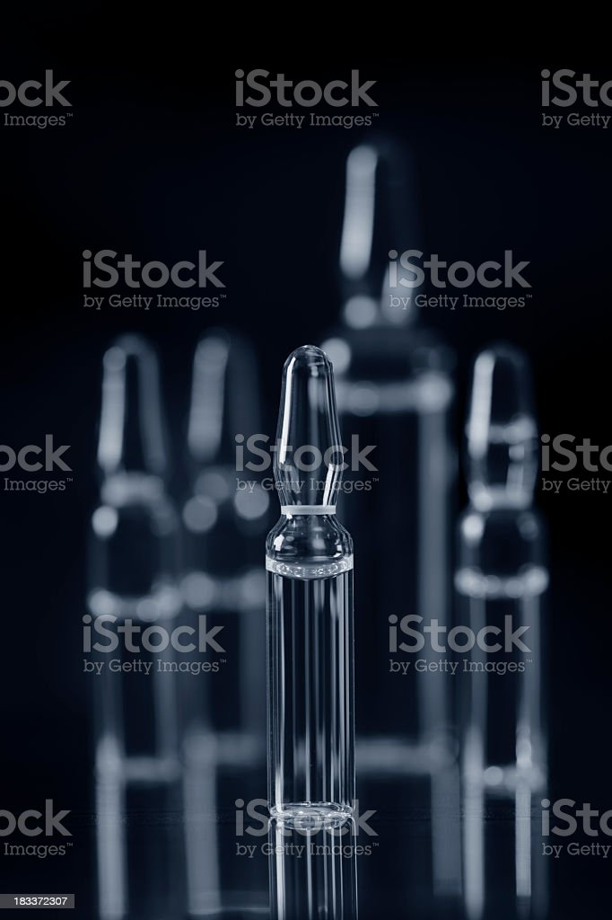 vial royalty-free stock photo
