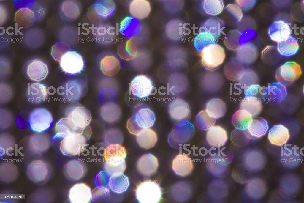 vibrant color spot defocused royalty-free stock photo