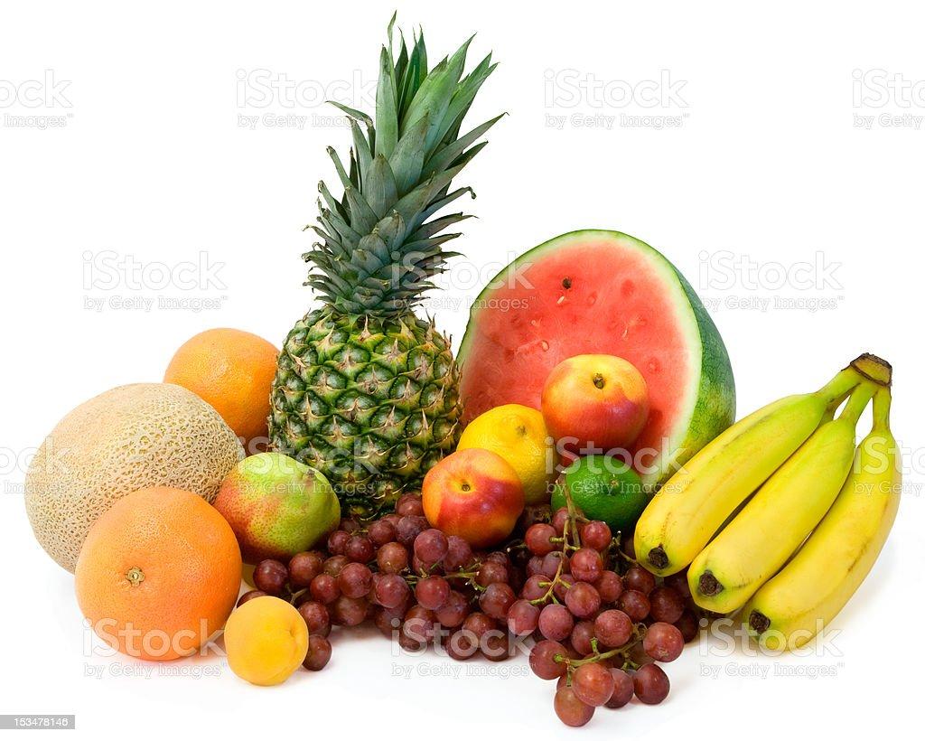 Vibrant Fruits royalty-free stock photo