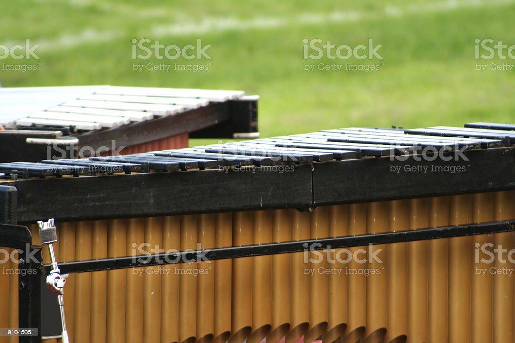 Vibraphone stock photo