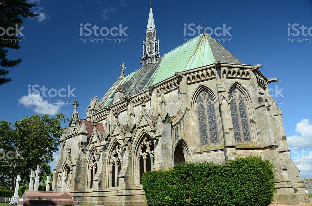 Vicarsford Chapel stock photo