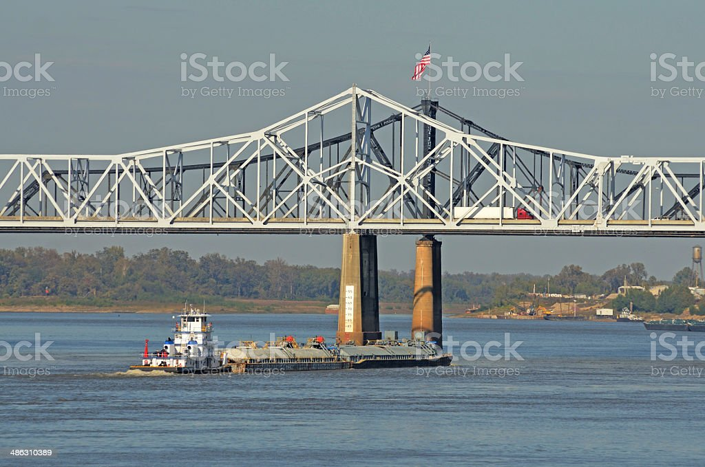Vicksburg stock photo