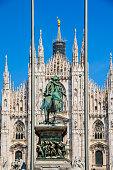 Victor Emmanuel II Statue