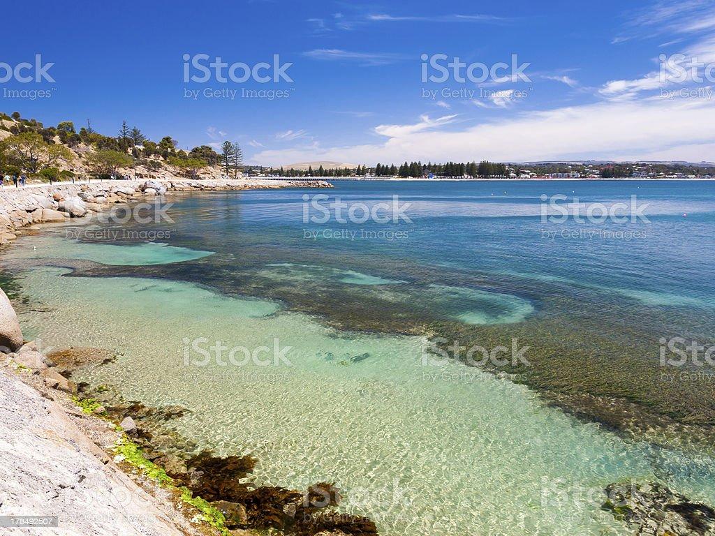 Victor Harbour sud de l'Australie photo libre de droits